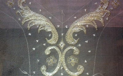 Janet Timms Tambour Bead Embroidery